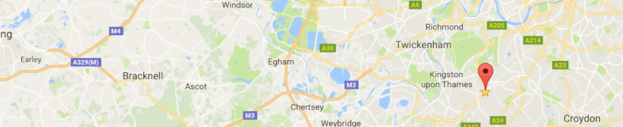 South-West London, Surrey and Middlesex